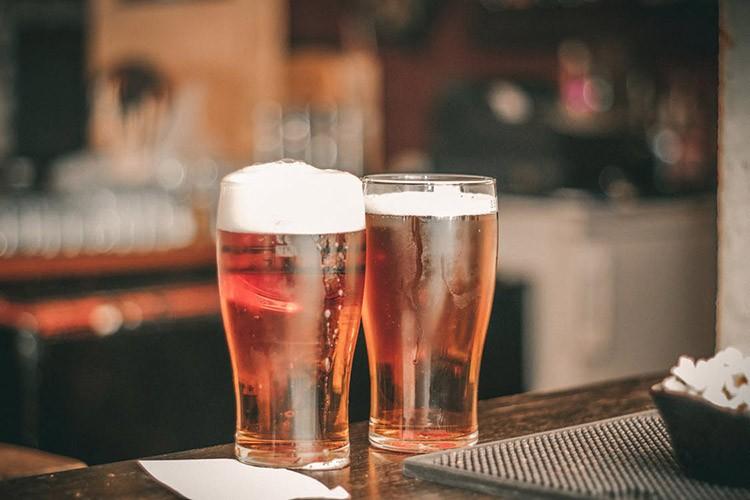 Wann nach Weisheitszahn OP wieder Bier trinken?
