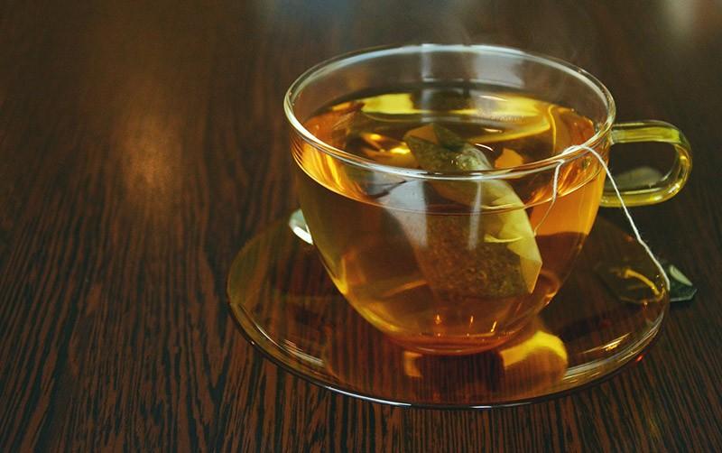 Grüner Tee nach Weisheitszahn OP gesund?