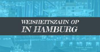 Weisheitszahn OP in Hamburg Weisheitszähne Ziehen