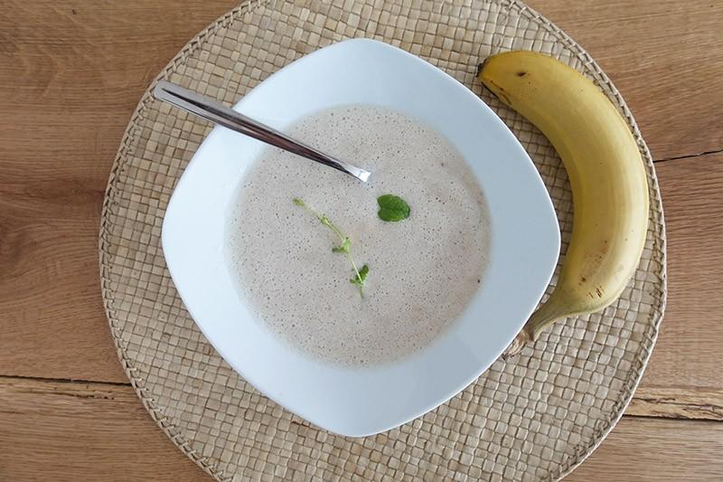 Bananenbrei Rezept nach Weisheitszahn OP Rezepte