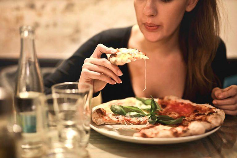 Pizza nach der Weisheitszahn OP? | Weisheitszahn-OP.net