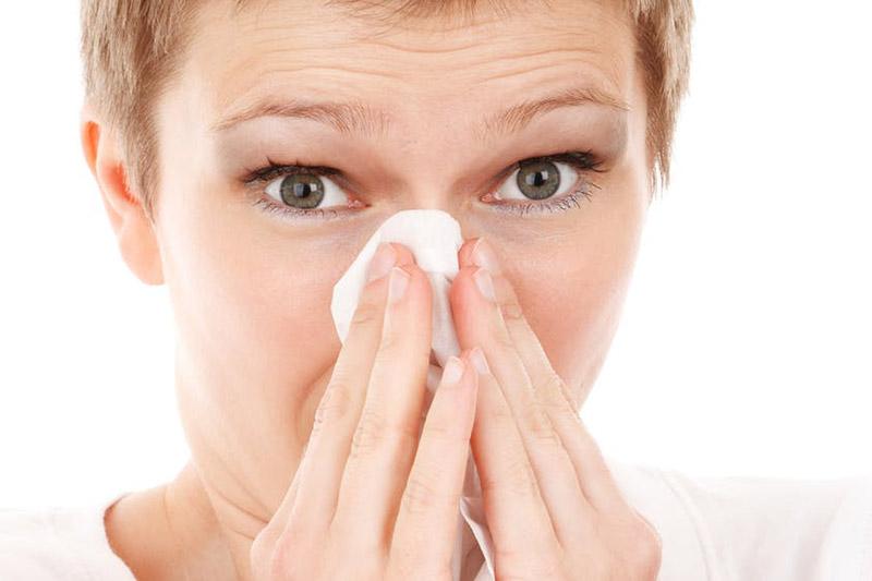 Nasenbluten nach Weisheitszahn OP